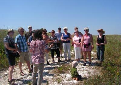 Beeldhouwen in Italië - rondleiding in de albastgroeve