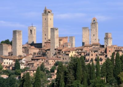 Beeldhouwen in Italië - omgeving